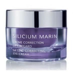 Лифтинговый корректирующий крем для глаз Silicium Marin Lifting Correcting Eye Cream